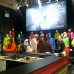 farbenfroher Stand - Norrona Sport